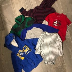 Other - Boys 12-18 month shirt lot - Great condition!